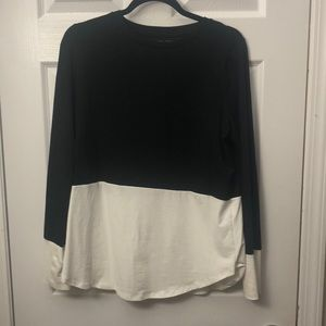 Universal Standard long sleeve shirt